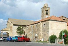 Lingueglietta Frazione di Cipressa (IM) - Chiesa Parrocchiale...