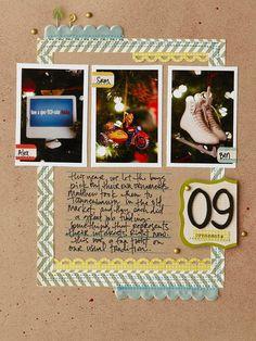Krafty Christmas Page