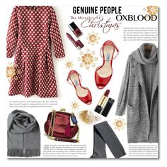 """""""Genuine People ~contest~"""" by dolly-valkyrie ❤ liked on Polyvore featuring Prada, H&M, genuinepeople and Genuine_People"""