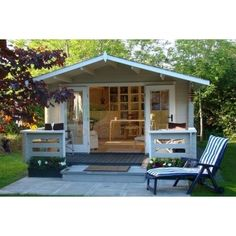 affordable log cabins, free delivery