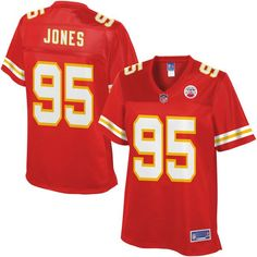 69cbc5ea4 Chris Jones Kansas City Chiefs NFL Pro Line Women s Player Jersey - Red -   99.99 Rams