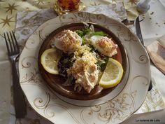 La cuisine de Lolo: Oeufs mimosa au saumon fumé