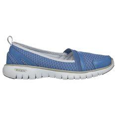 Propet Women's Travellite Narrow/Medium/Wide Slip On Shoes (Periwinkle) - 12.0 2E