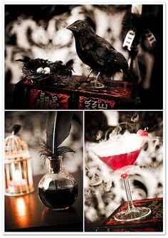 An Evening with Mr. Poe ~ Halloween Party