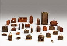 Louis Vuitton City Bags: A Natural History is not just a book but a first comprehensive taxonomy of the most desired label's City Bags.