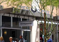 Press Coffee at Scottsdale Quarter