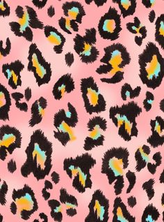 Fashion wallpaper pattern colour 18 ideas for 2019 Leopard Print Wallpaper, Pink Leopard Print, Leopard Pattern, Leopard Print Background, Bright Background, Leopard Animal, Snow Leopard, Leopard Tapete, Textile Patterns