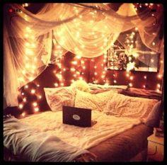 doyoubelieveinfariytales: College dorm on We Heart It.#MySuiteSetupSweepstakes