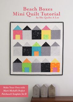 She Quilts A Lot - Marti Michell Mini Blog Hop                                                                                                                                                                                 More