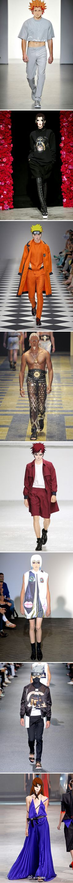 What a hoot. Looks at the Raikage. But Gaara is also the killer. #ROFL