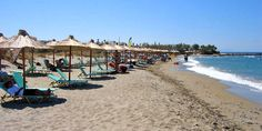 Visit Greece| Kato Gouves Beach, Hersonissos, Crete - another beautiful place I have visited