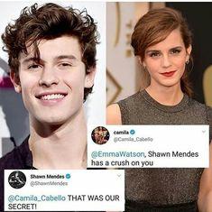 Did Emma Watson respond?