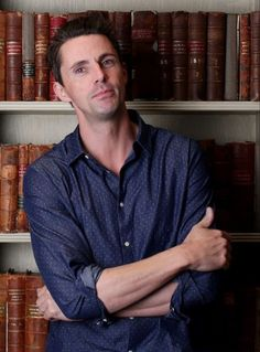 Mathew Goode, A Discovery Of Witches, Liam Neeson, Historical Romance, Book Authors, Gorgeous Men, Book Lovers, Casual Shirts, Gentleman