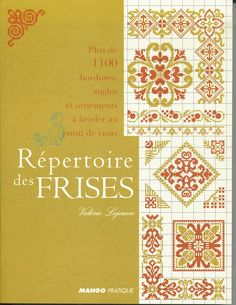 Oodles of designs.  book is in French, be patient and click through to the charts.