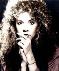 Early 80's Stevie Nicks.