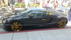 #Mansory #Bugatti #Veyron at the Beverly Hills Concours d'Elegance on June 21, 2015.