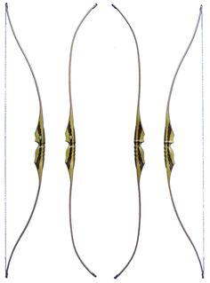 Bobcat Longbow from Bezaleel Bows