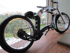 Cool Bicycles, Cool Bikes, Custom Motorcycles, Custom Bikes, Electronic Bike, Sidecar, Diy Go Kart, Bicycle Store, Leather Bicycle