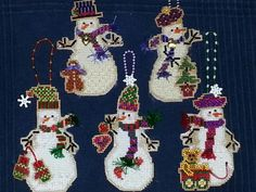 I made the one with the gingerbread man. ~Ariana Mill Hill Beaded and cross stitch Christmas Ornaments Cross Stitch Christmas Ornaments, Christmas Ornaments To Make, Christmas Cross, Christmas Ideas, Beaded Cross Stitch, Cross Stitch Patterns, Mill Hill Beads, Embroidery Stitches, Needlepoint