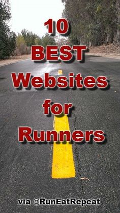 ★ Fiery Red ★ 10 best websites for runners
