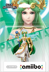 Palutena (Super Smash Bros) {Exclusive: Toys R Us} [RELEASED]