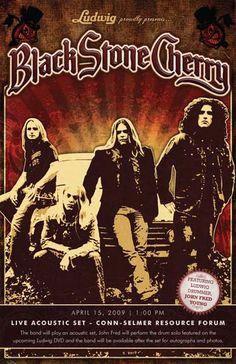 Black Stone Cherry ~ 2009