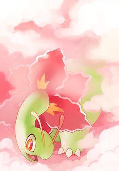 Pokemon type plante