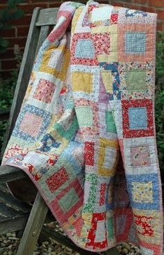 Serendipity Patch: Two Finished Quilts by shanna
