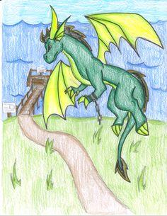 my dragon form by serpentscorch3422.deviantart.com on @DeviantArt