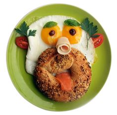 Funny Food: 365 Healthy, Silly, Creative Breakfast