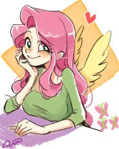 Fluttershy Sexy