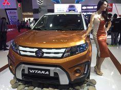 Suzuki Vitara launched at Vietnam Motor Show 2015