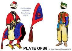Ottoman Turkish Uniforms WW1 History First World War Militaria Turkey Wargaming Military Insignia Uniform Crimea Crimean - Napoleonic till 1826: Ottoman Troops in Foreign Service