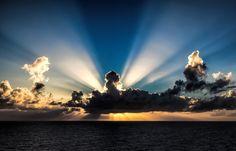 Photo Caribbean Sunset (3) by Dirk Seifert on 500px