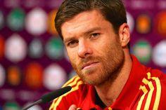 xavi alonso un futbolista del madrid