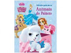 Disney Princesa Palacete Pets - Adivinhe Quem São Os Animais Do Palácio - DCL com as melhores condições você encontra no Magazine Raimundogarcia. Confira!