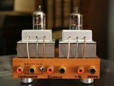The Small Amp, von Stefan Gloeden Valve Amplifier, Shop Layout, Vacuum Tube, Audio Equipment, Mini, Circuits, Layouts, Guitar, Berlin Wall