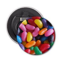 Jelly Bean Bottle Opener