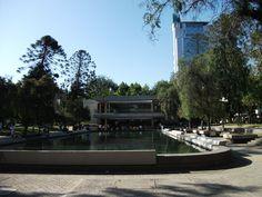Parque Bustamante - Santiago Chile