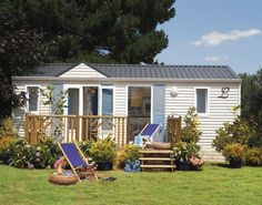Mobile home France Brittany