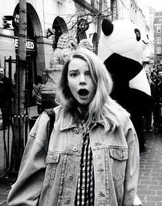 Anya Joy, Anya Taylor Joy, Actrices Hollywood, Just Girl Things, Lady And Gentlemen, Woman Crush, Funny Faces, Celebrity Crush, Actors & Actresses