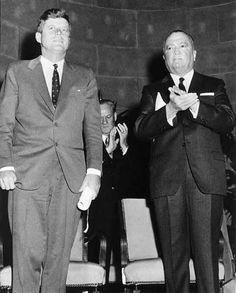 JFK and J. Edgar Hover
