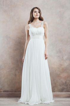 Romantic Gowns from Divine Atelier 2014 - MODwedding Wedding Dresses 2014, Wedding Gowns, Prom Dresses, Divine Atelier, 2 Piece Wedding Dress, Mod Wedding, Dress Silhouette, Unique Dresses, Occasion Dresses