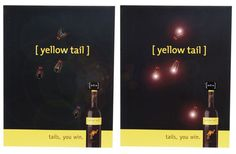 yellow tail ads - Google Search