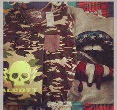 T-shirt from alcott, comprate in Francia, molto carine e utili per varie situazioni