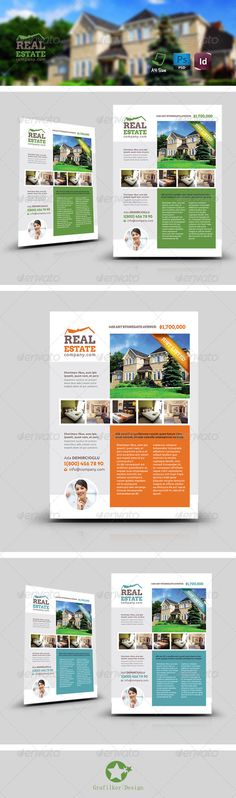 Real Estate Flyer Templates, building, commercial, complex, duplex, garden, grafilker, houses, immovables, land, landed estate, landed property, loan, mortgage, portfolio, professional flyer, real estate, real estate agents, real estate property, realty, rental, residential, rezidange, sale, shop, single-family, site, store, sublease, triplex