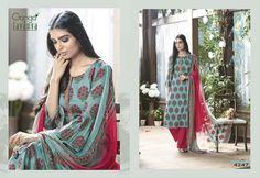 Lavanya - Cotton Silk Digital Printed Catalog By Ganga Fashions