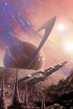 Unknow Planet by camilkuo.deviantart.com on @deviantART