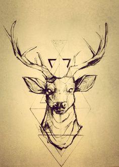 geometric dear