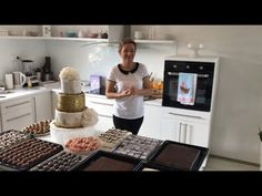 SVADBENA TORTA I KOLACI- KAKO DEKORIRAM- SATISFYING VIDEO
